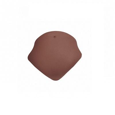 Керамическая черепица вальмовая Koramic Alegra 10 Copper Brown