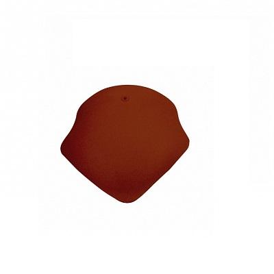 Керамическая черепица вальмовая Koramic Alegra 10 Noble Chestnut