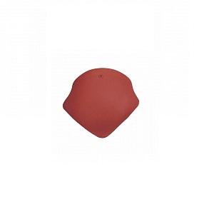 Керамическая черепица вальмовая Koramic Alegra 10 Wine Red