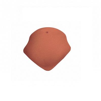 Керамическая черепица вальмовая Koramic Alegra 8 Copper Brown
