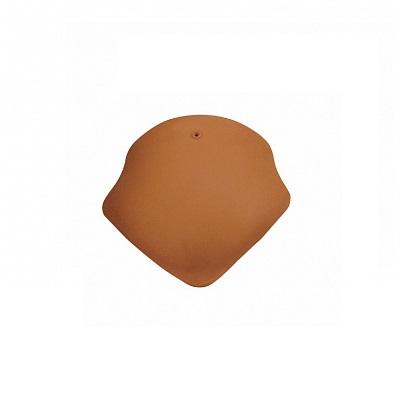 Керамическая черепица вальмовая Koramic Alegra 8 Natural Red