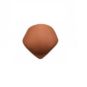 Керамическая черепица вальмовая Koramic Universo 14 Copper Brown