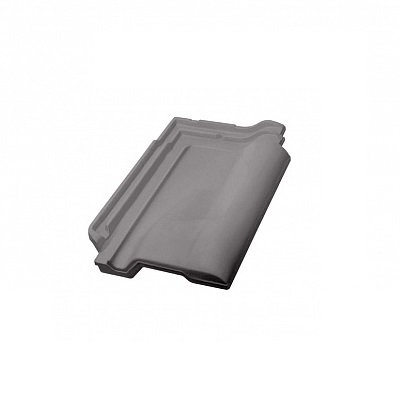Керамическая черепица вентиляционная Koramic Alegra 15 Noble Dark Grey