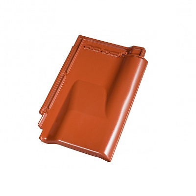 Керамическая черепица вентиляционная Koramic Alegra 9 Noble Brick-Red