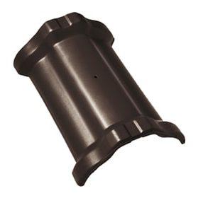 BRAAS Рубин 9V тик коричневый глазурь