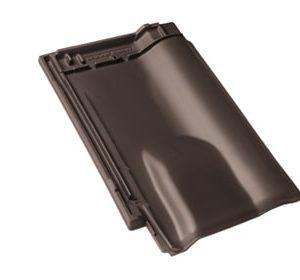 BRAAS Рубин 9V темно-коричневый ангоб