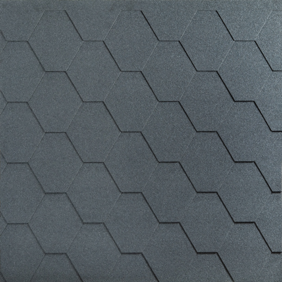 Гибкая черепица Katepal Classic-KL Серый