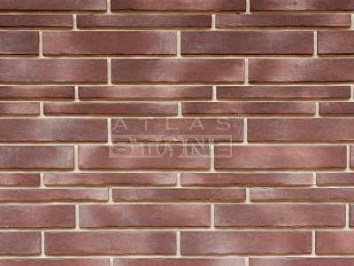 Искусственный камень Атлас Стоун Клинкер микс 086