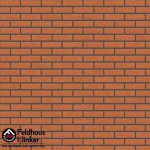 Клинкерная плитка Feldhaus Klinker Classic R227 terracotta rustico