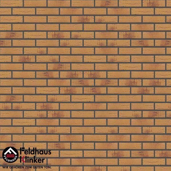 Клинкерная плитка Feldhaus Klinker Classic R287 amari viva rustico aubergine