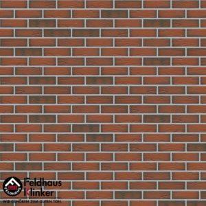 Клинкерная плитка Feldhaus Klinker Classic R343 ardor senso
