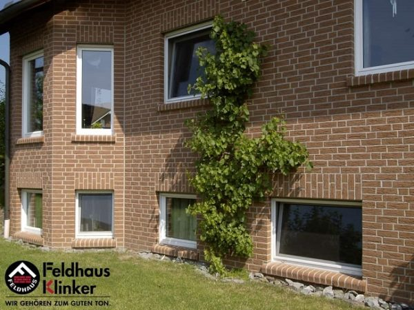 Клинкерная плитка Feldhaus Klinker Classic R435 carmesi mana