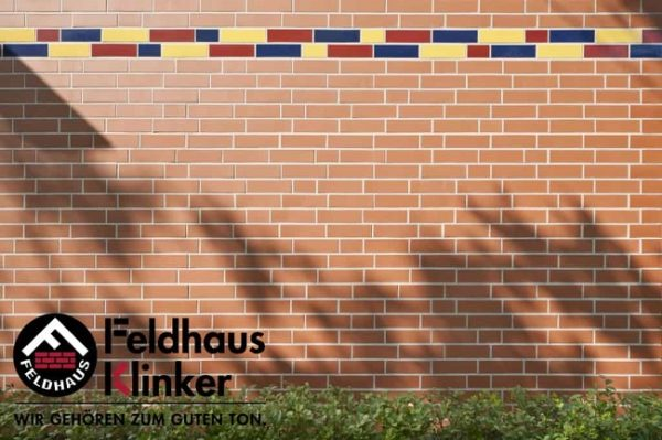 Клинкерная плитка Feldhaus Klinker Classic R480 terreno liso
