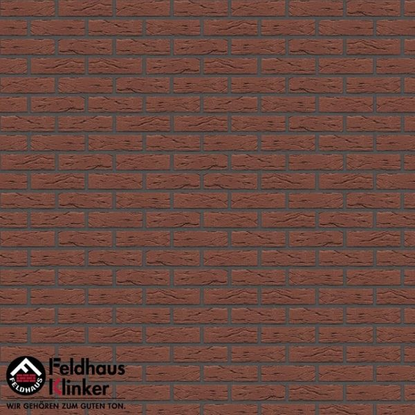 Клинкерная плитка Feldhaus Klinker Classic R535 terra mana