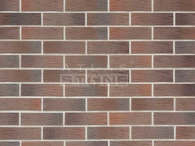 Искусственный камень Атлас Стоун Клинкерный кирпич 018