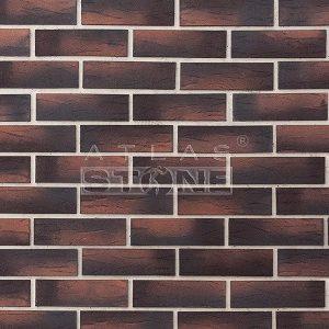 Искусственный камень Атлас Стоун Клинкерный кирпич 019