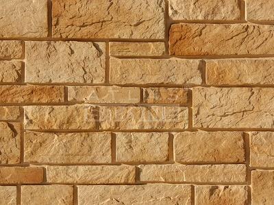Искусственный камень Атлас Стоун Крепостная стена 091