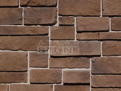 Искусственный камень Атлас Стоун Крепостная стена 097