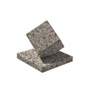 Ландшафтный элемент ВЫБОР КУБ-2 Серо-красный Мытый бетон