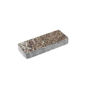 Тротуарная плитка ВЫБОР Листопад гранит Паркет 600*200*80 мм Хаски