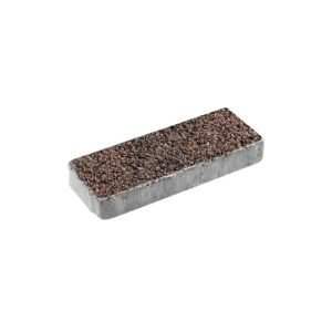 Тротуарная плитка ВЫБОР Листопад гладкий Паркет 600*200*80 мм Клинкер