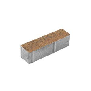 Тротуарная плитка ВЫБОР Листопад гранит Паркет 360*80*80 мм Саванна