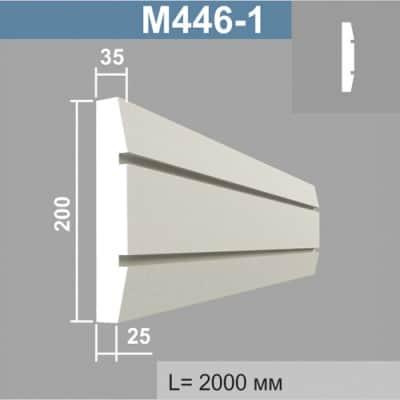 Молдинг Джем Декор М446-1