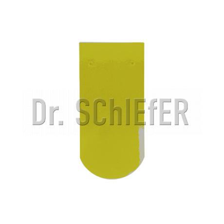 Керамическая рядовая черепица Meyer-Holsen Biber маркато рапсово-желтый
