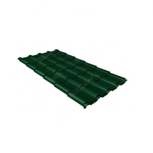 камея 0,45 Drap RAL 6005 зеленый мох