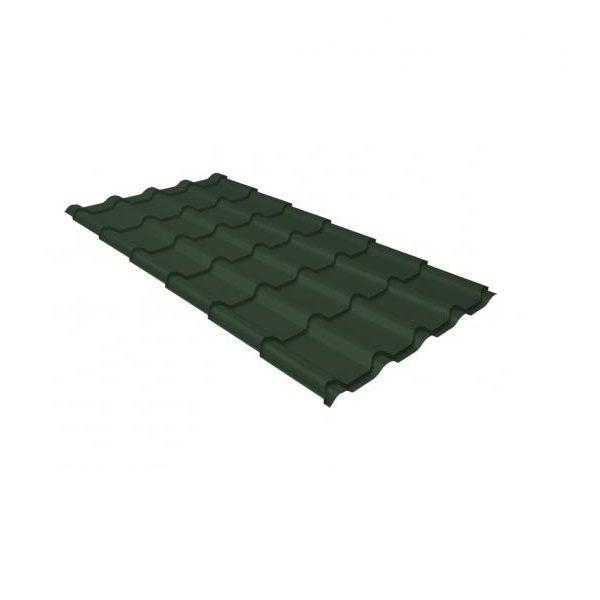 камея 0,45 Drap RAL 6020 хромовая зелень