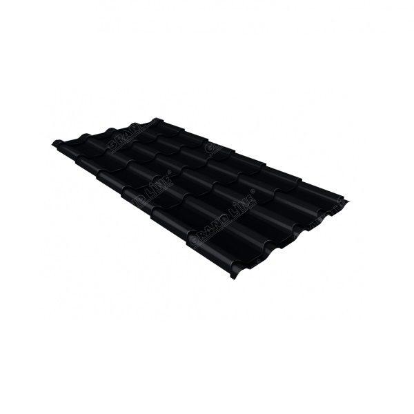 камея 0,45 Drap RAL 9005 черный