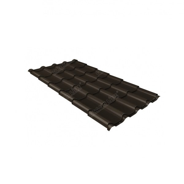 камея 0,45 Drap RR 32 темно-коричневый