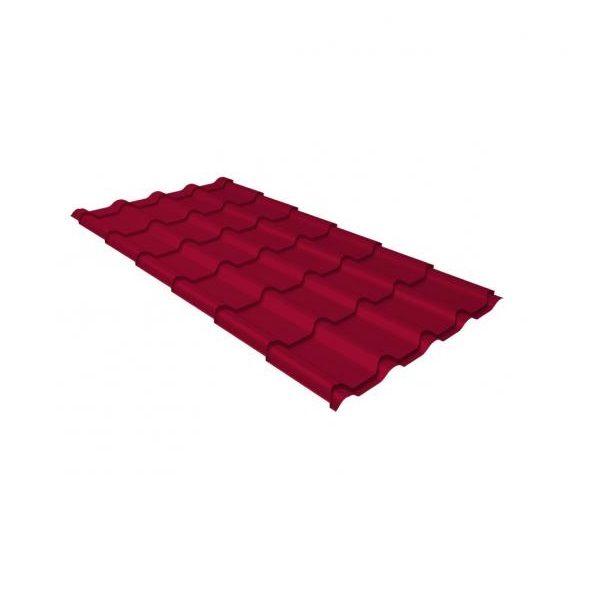 камея 0,45 PE RAL 3003 рубиново-красный