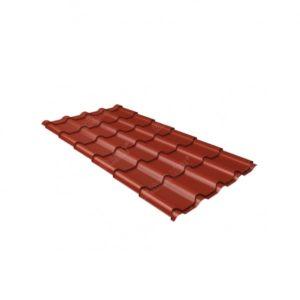 камея 0,45 PE RAL 3009 оксидно-красный