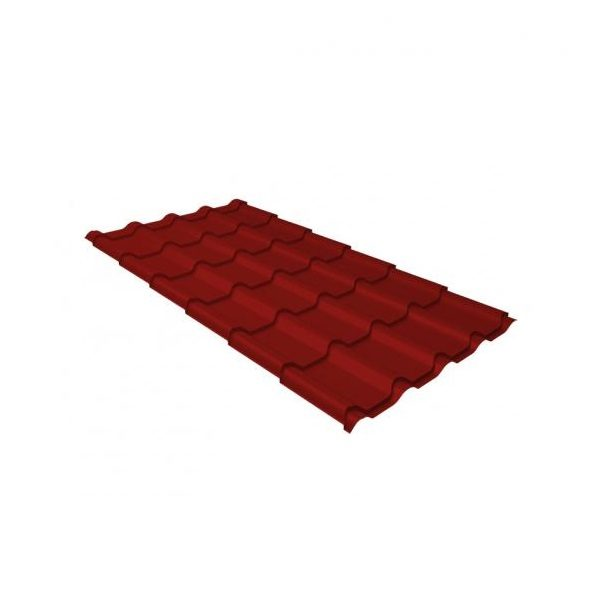 камея 0,45 PE RAL 3011 коричнево-красный