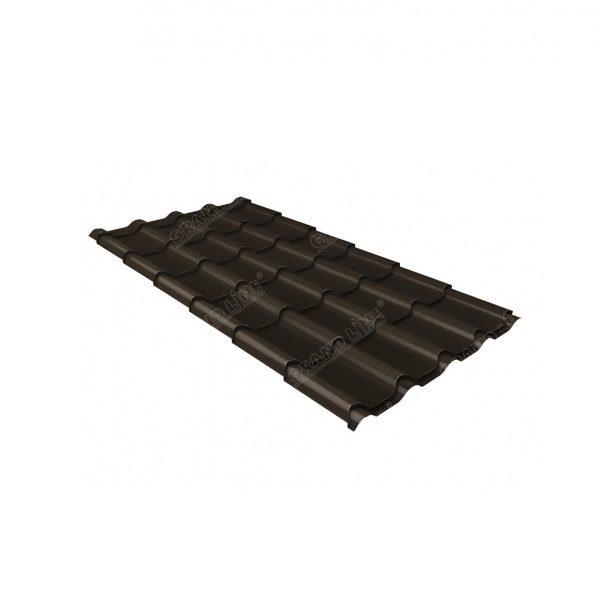 камея 0,5 Satin Мatt RR 32 темно-коричневый