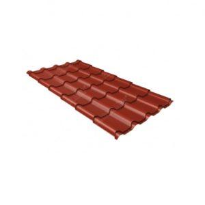 камея 0,5 Satin RAL 3009 оксидно-красный
