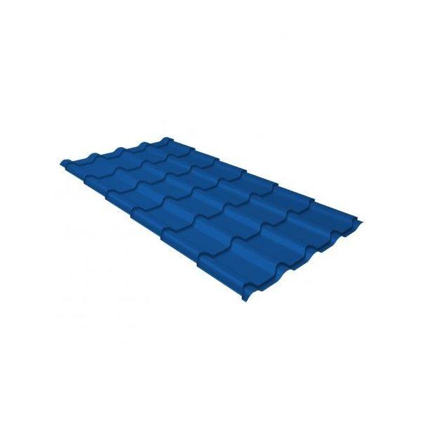 камея 0,5 Satin RAL 5005 сигнальный синий