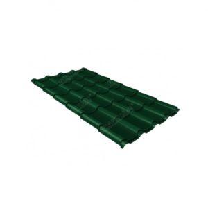 камея 0,5 Satin RAL 6005 зеленый мох
