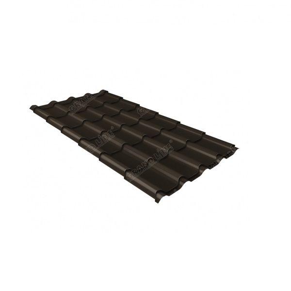 камея 0,5 Satin RR 32 темно-коричневый