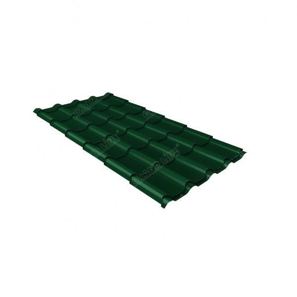 камея 0,5 Atlas RAL 6005 зеленый мох