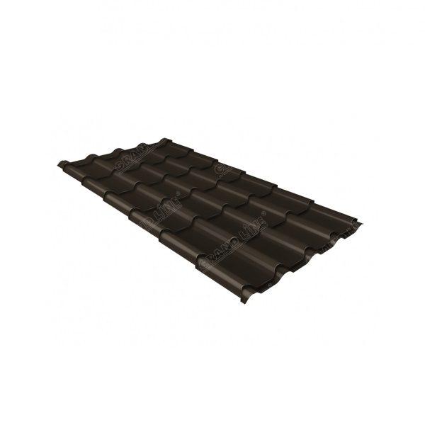 камея 0,5 GreenCoat Pural matt RR 32 темно-коричневый