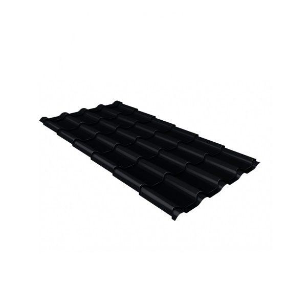 камея 0,5 GreenCoat Pural matt RR 33 черный