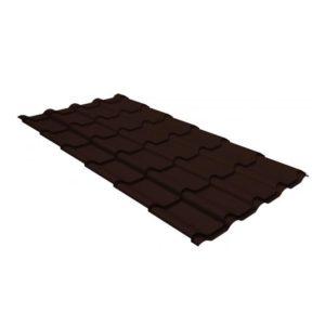 камея 0,5 GreenCoat Pural RR 887 шоколадно-коричневый
