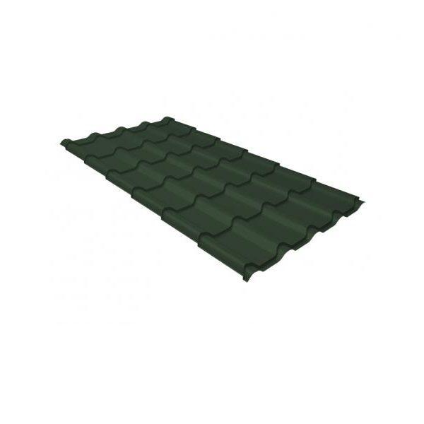 камея 0,5 Quarzit RAL 6020 хромовая зелень