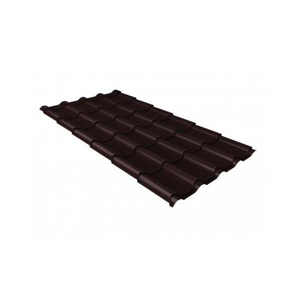 камея 0,5 Quarzit RAL 8017 шоколад
