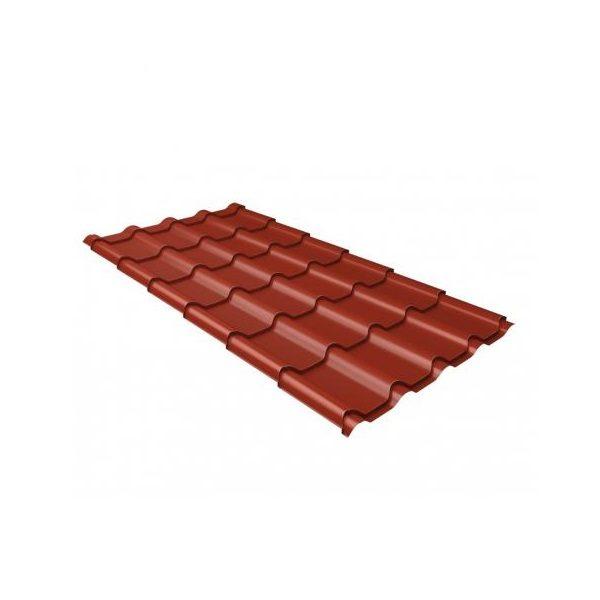 камея 0,5 Velur20 RAL 3009 оксидно-красный