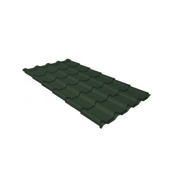 камея 0,5 Velur20 RAL 6020 хромовая зелень