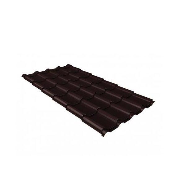 камея 0,5 Velur20 RAL 8017 шоколад