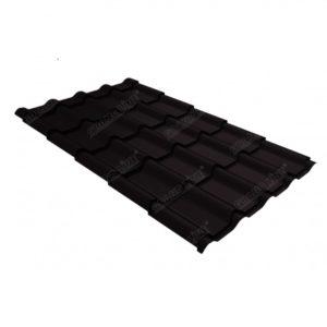 камея 0,5 Velur20 RAL 8022 черно-коричневый